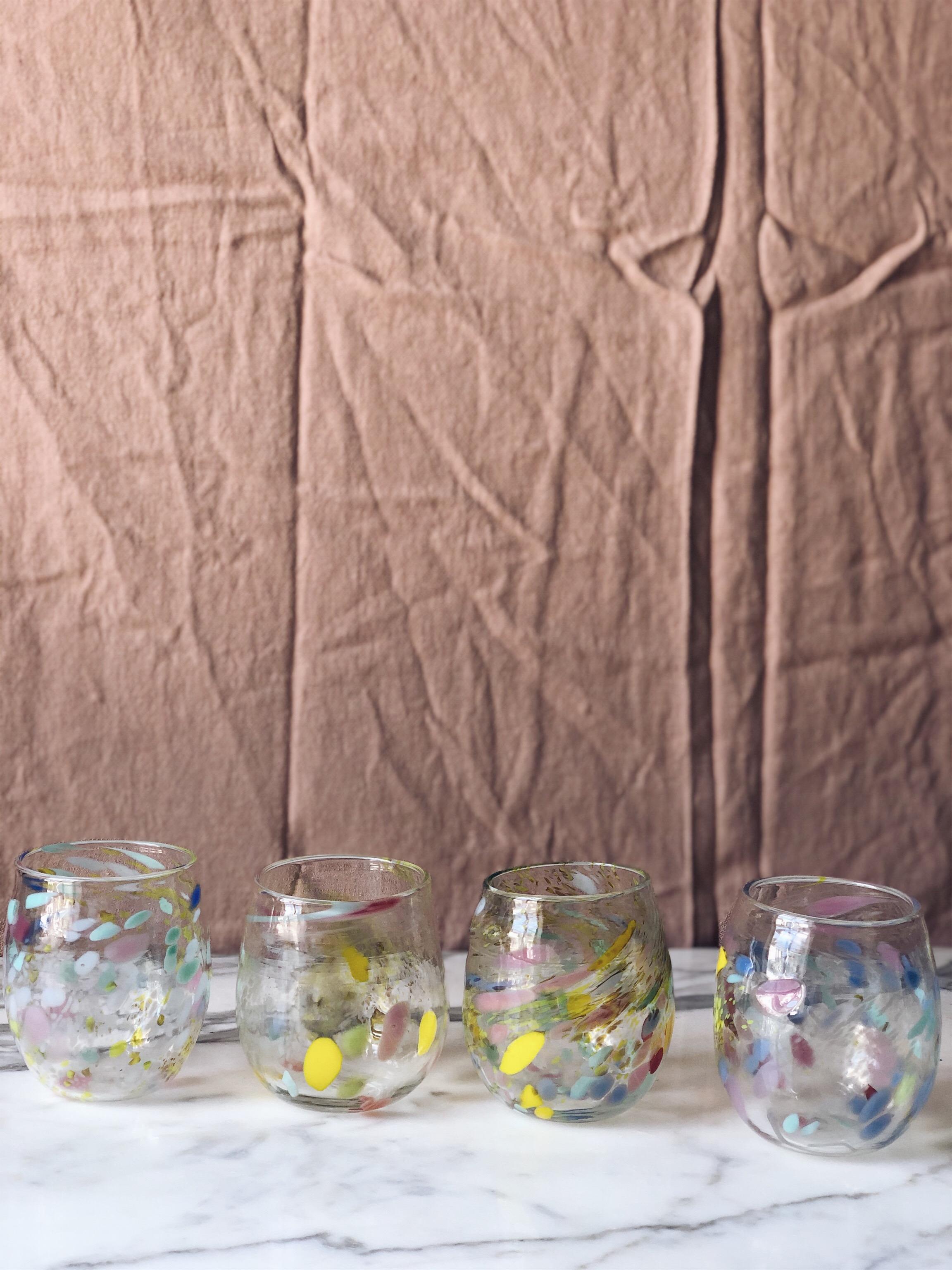 Fredag x Merete Rein, Glas, Små