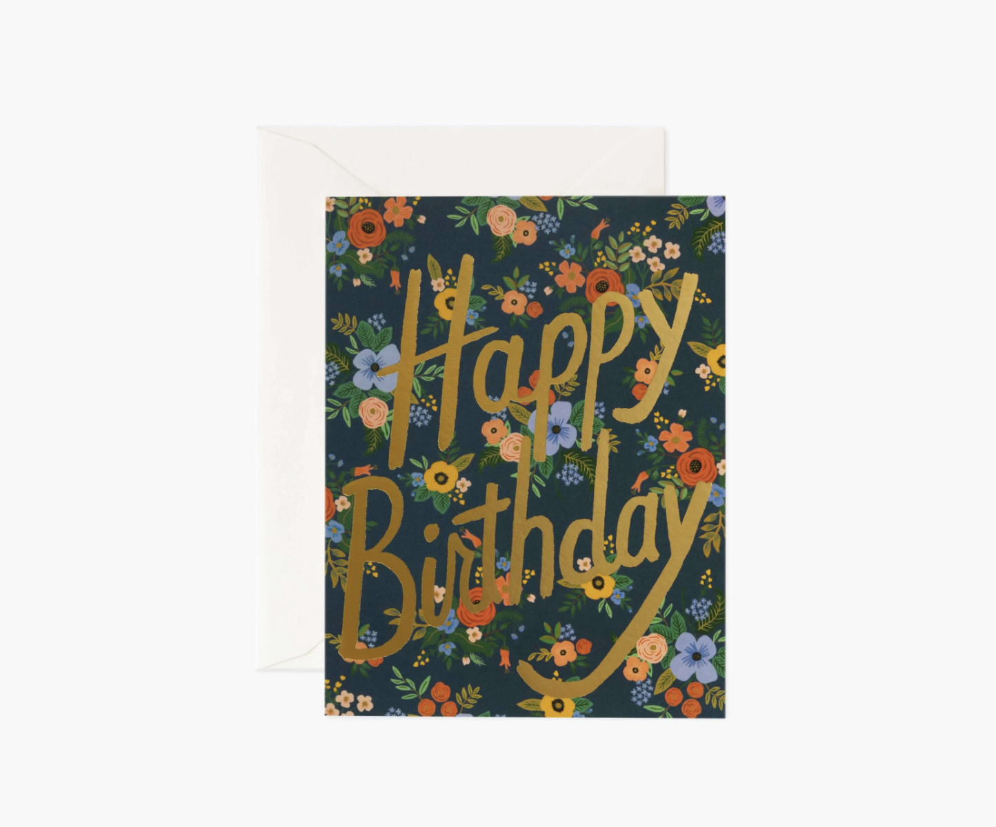 RIFLE - Kort, Garden birthday card