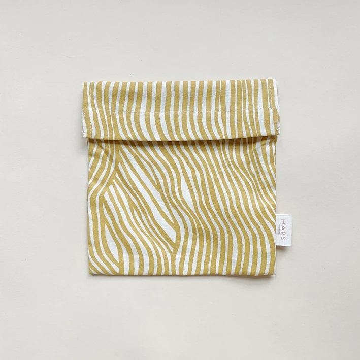 HAPS - Matpakkepose, Wave Mustard