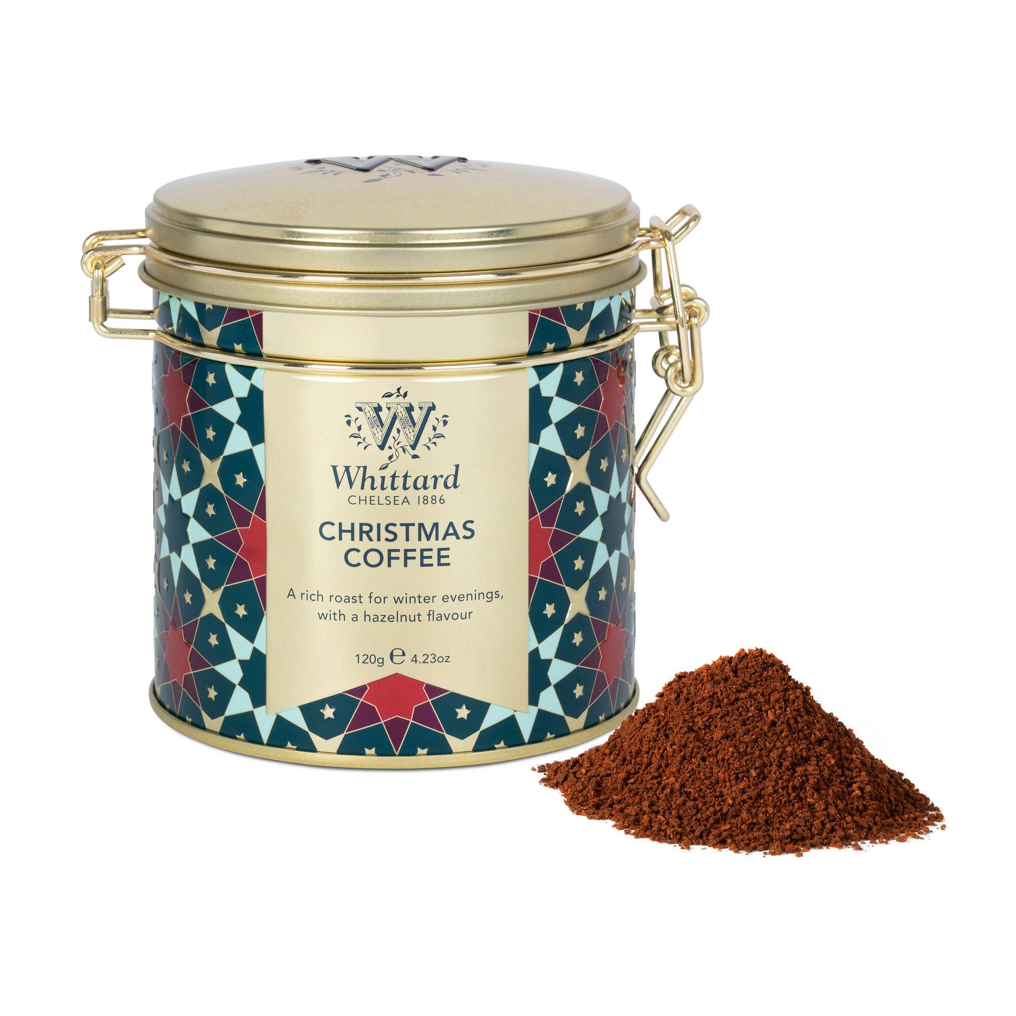Whittard - Christmas Hazelnut Coffee