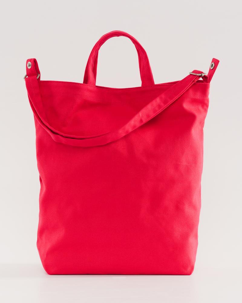 BAGGU - Duck bag, Punch Red