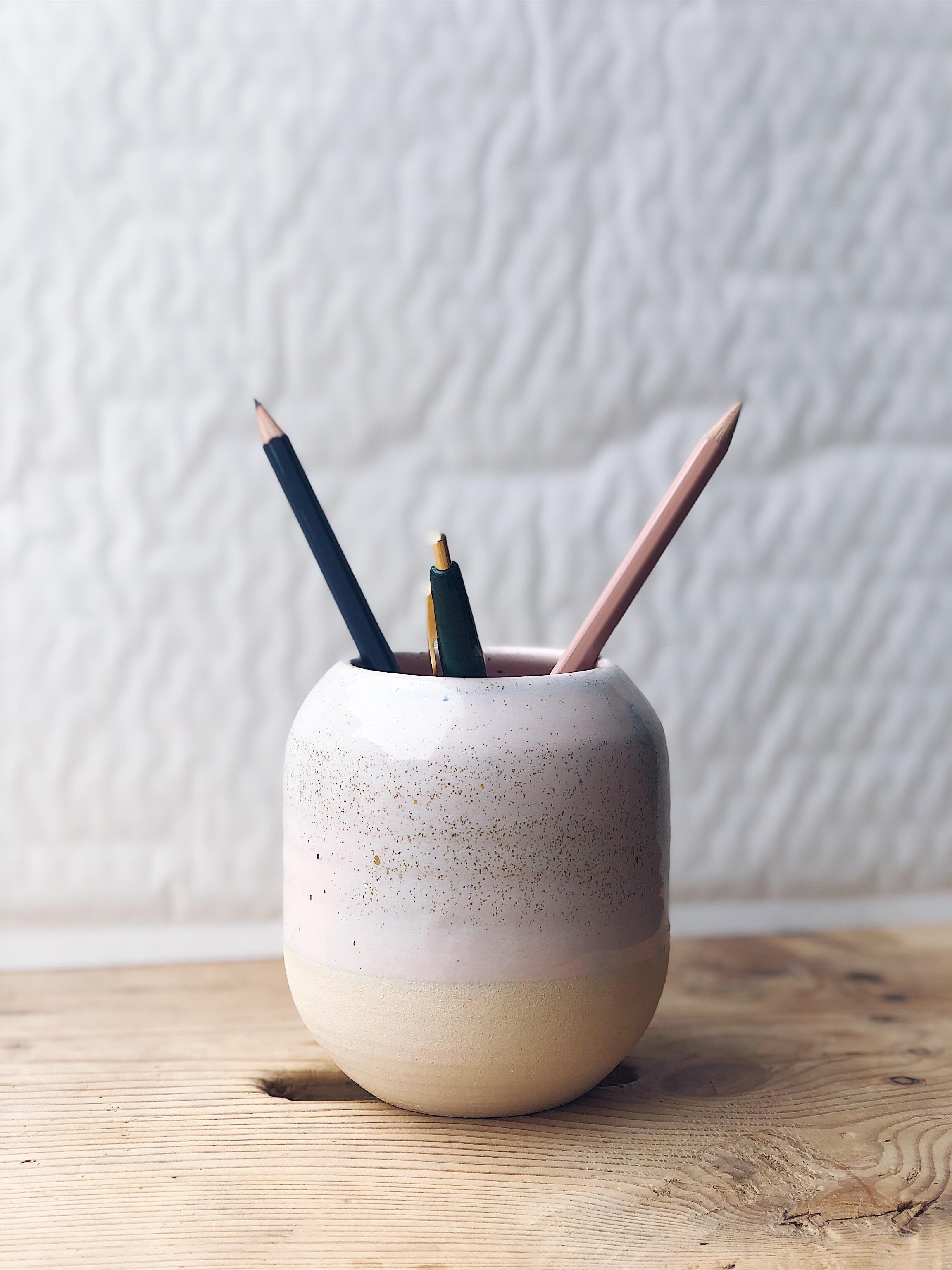 STUDIO ARHØJ - Pen Cup, Milkshake