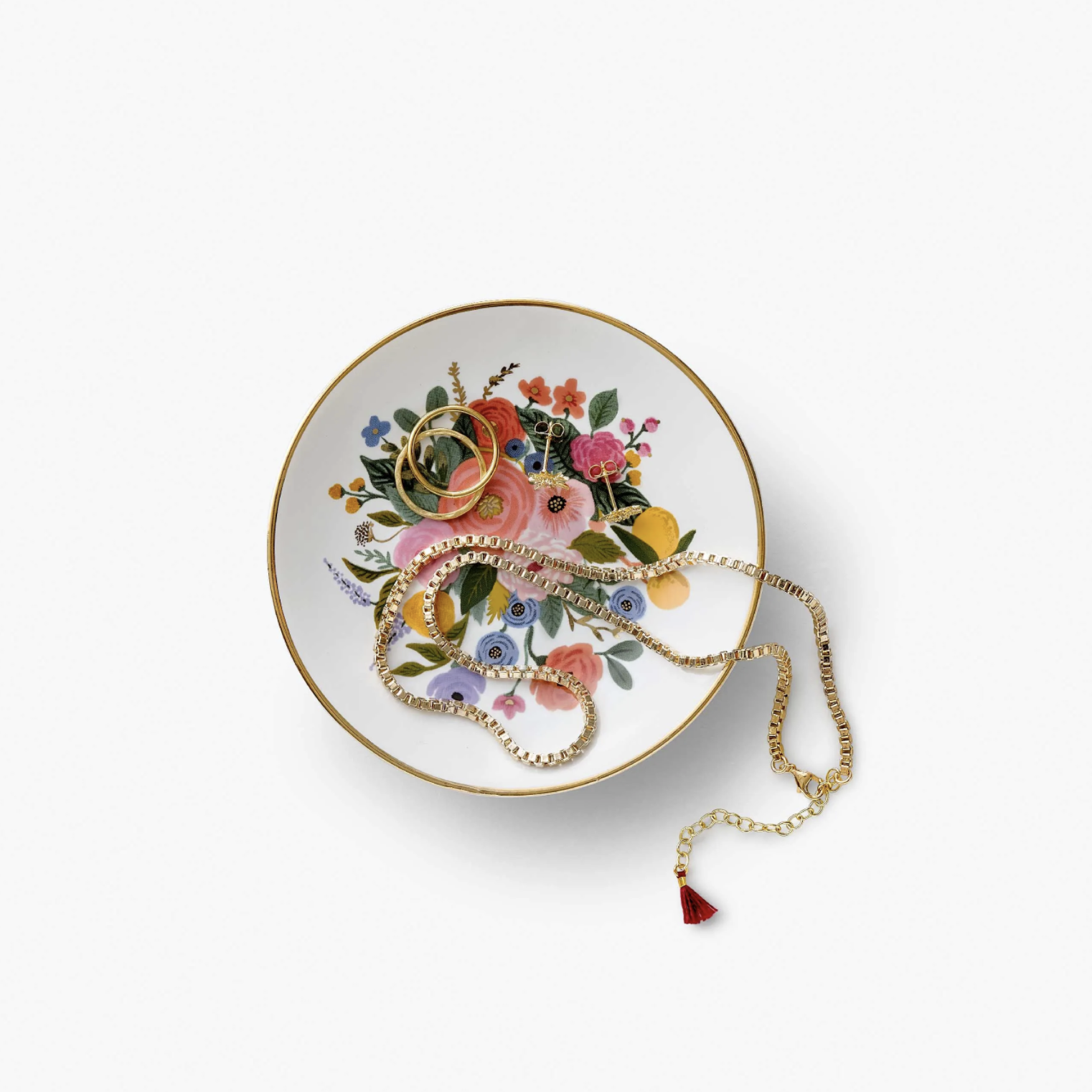 RIFLE - Garden Party Ring Dish