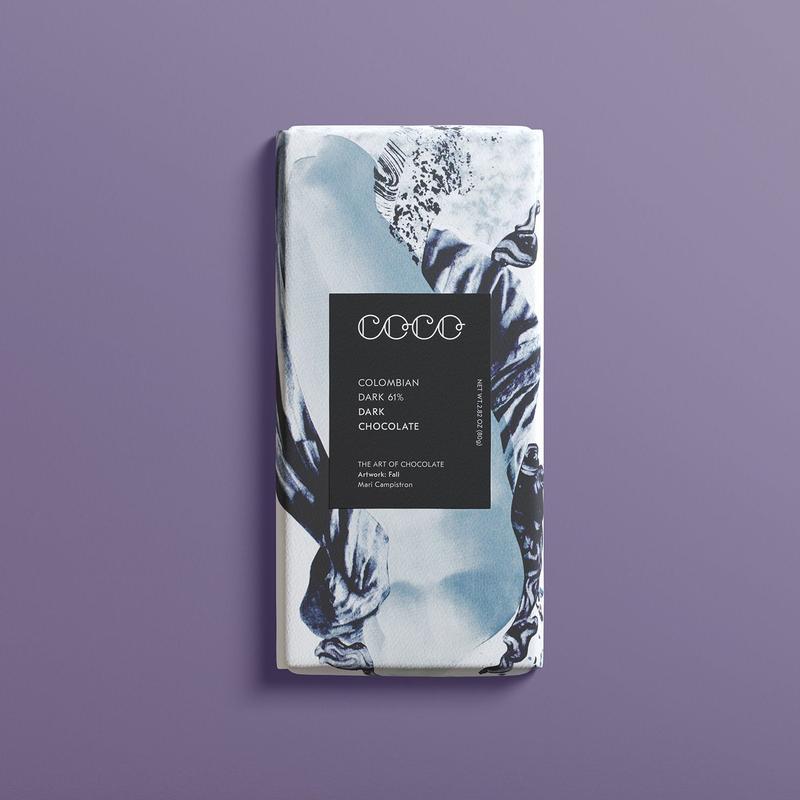 Coco - MINI, Columbian Dark 61%