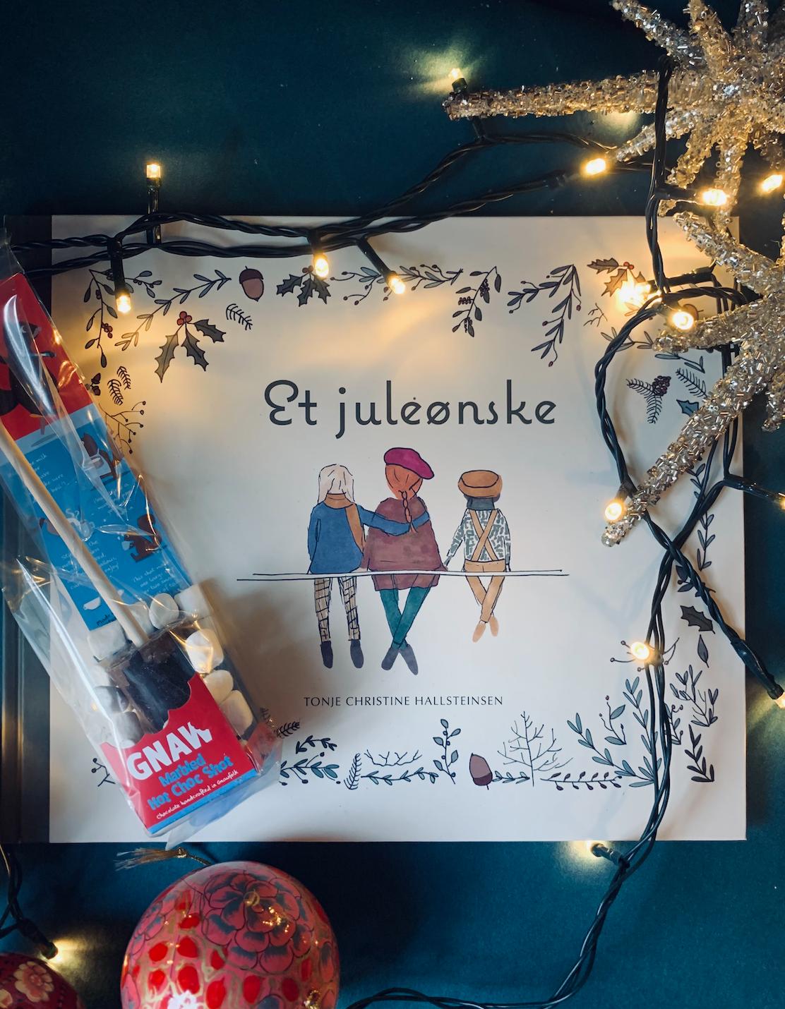 Til Instagram LIVE: Et juleønske med cocoa shots