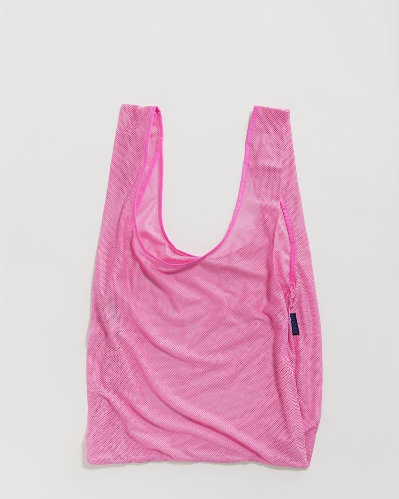 BAGGU - Mesh, bright pink