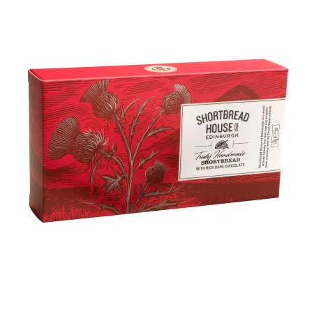 Shortbread Dark Chocolate 170g