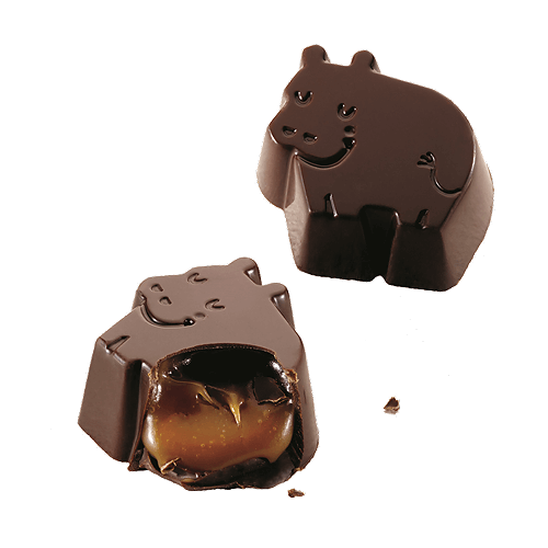 BARU - Lonely hippo salted caramel