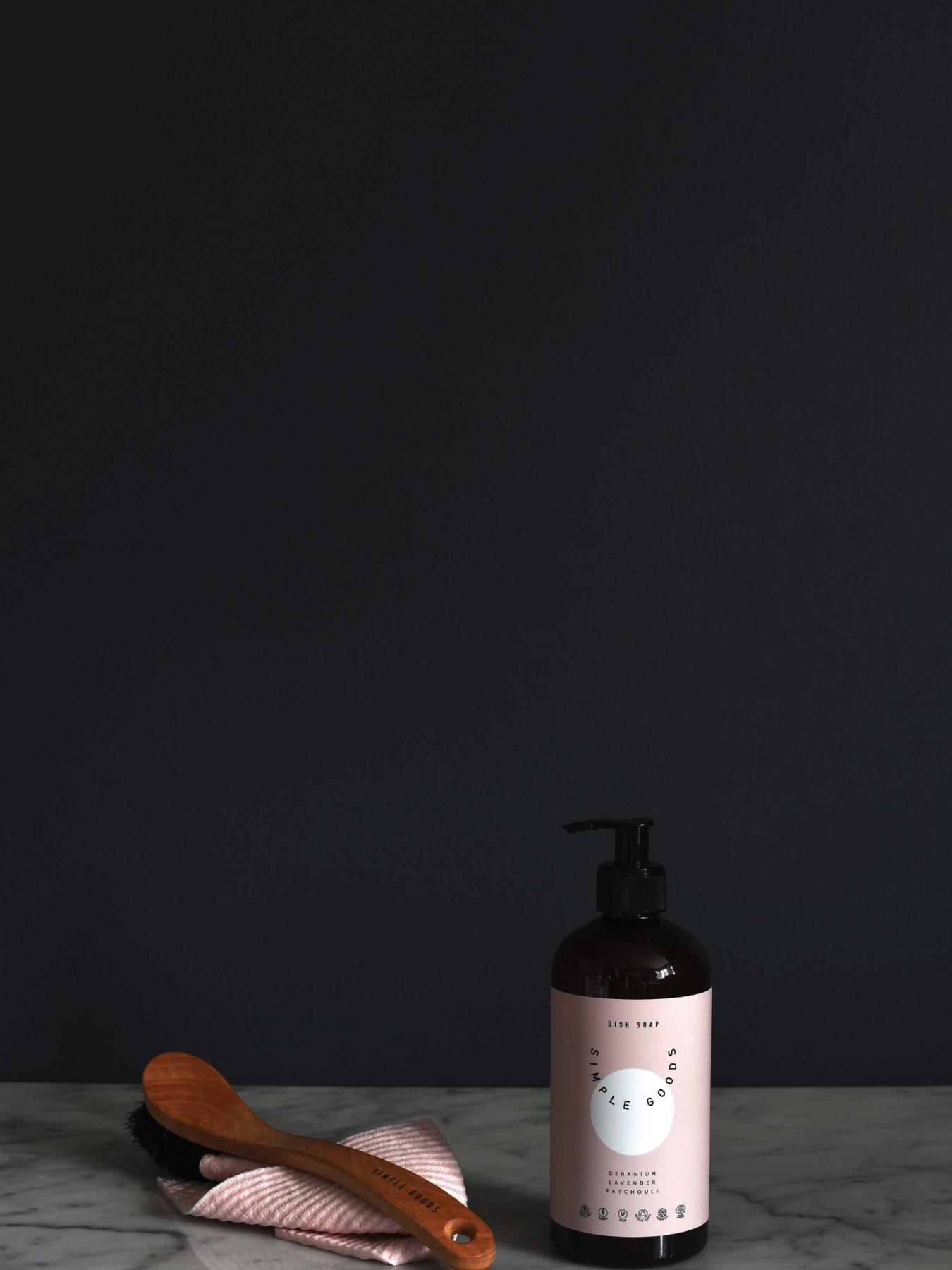 Simple Goods - Dish Soap 450 ml, Geranium