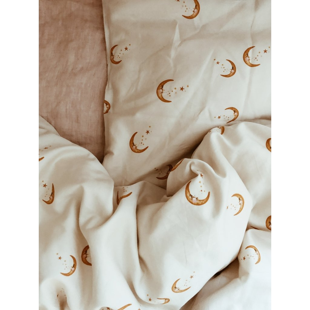 KONGES SLØJD - Junior duvet cover, moon