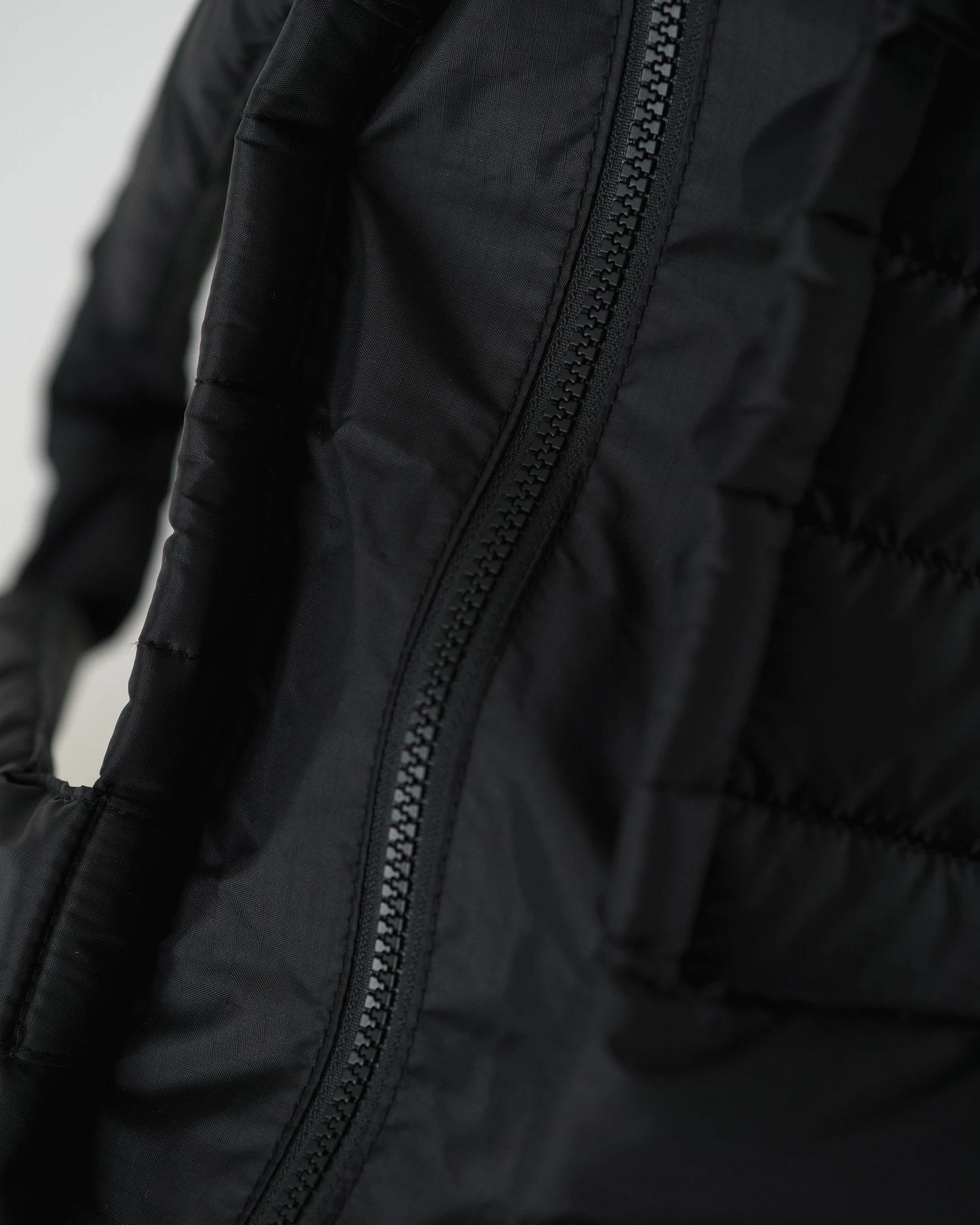 BAGGU - Puffy Tote Bag Black
