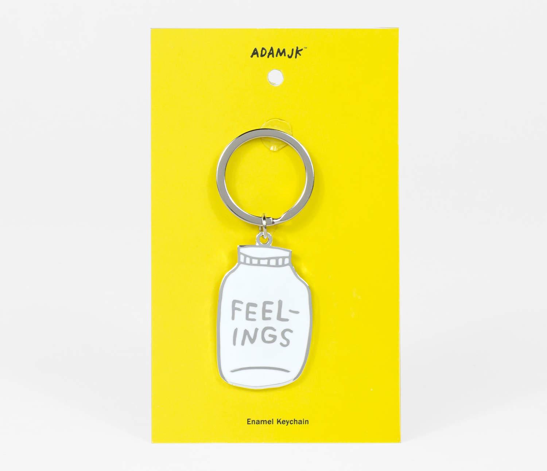 Adam J. Kurtz - Nøkkelring, Feelings