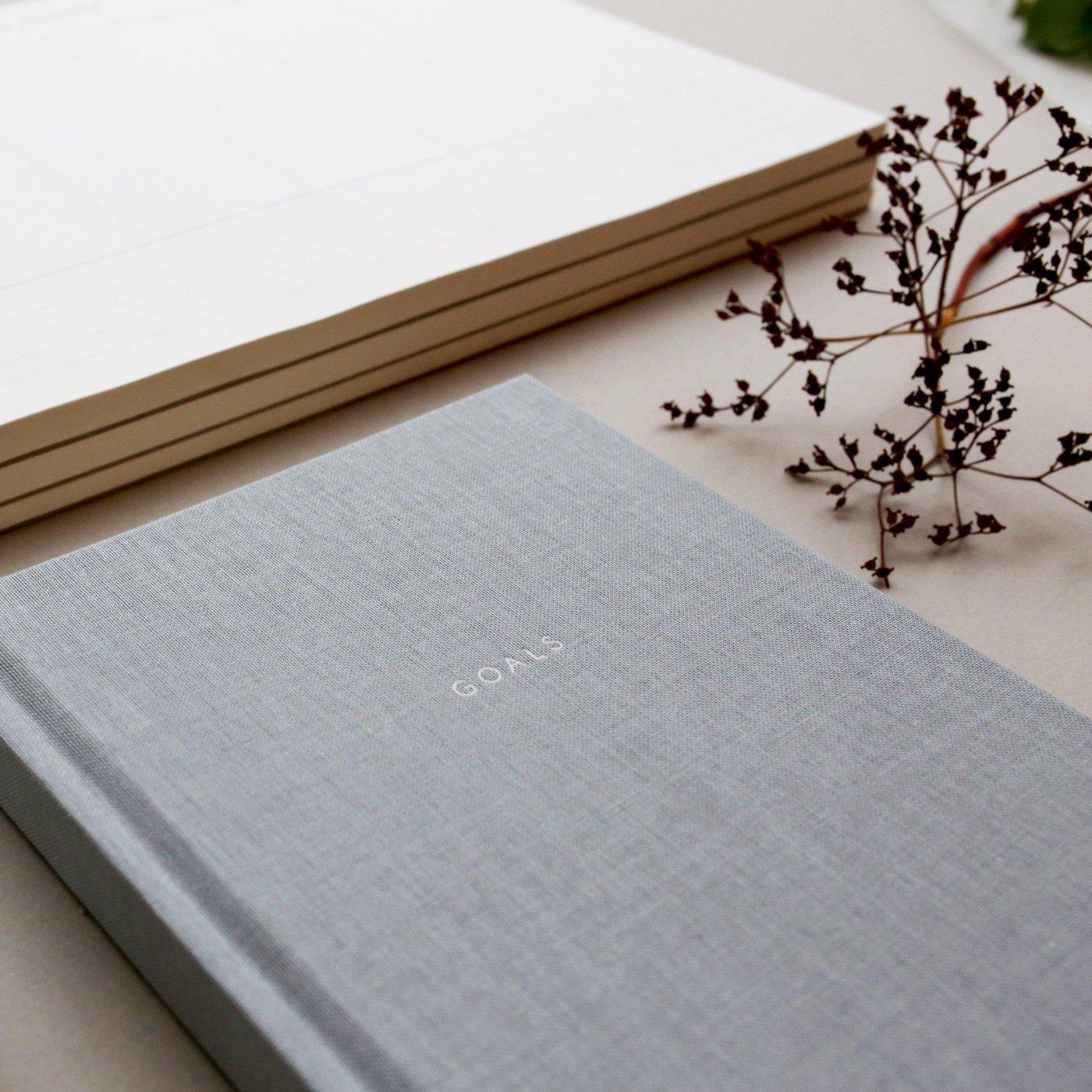 KARTOTEK - Goals Journal