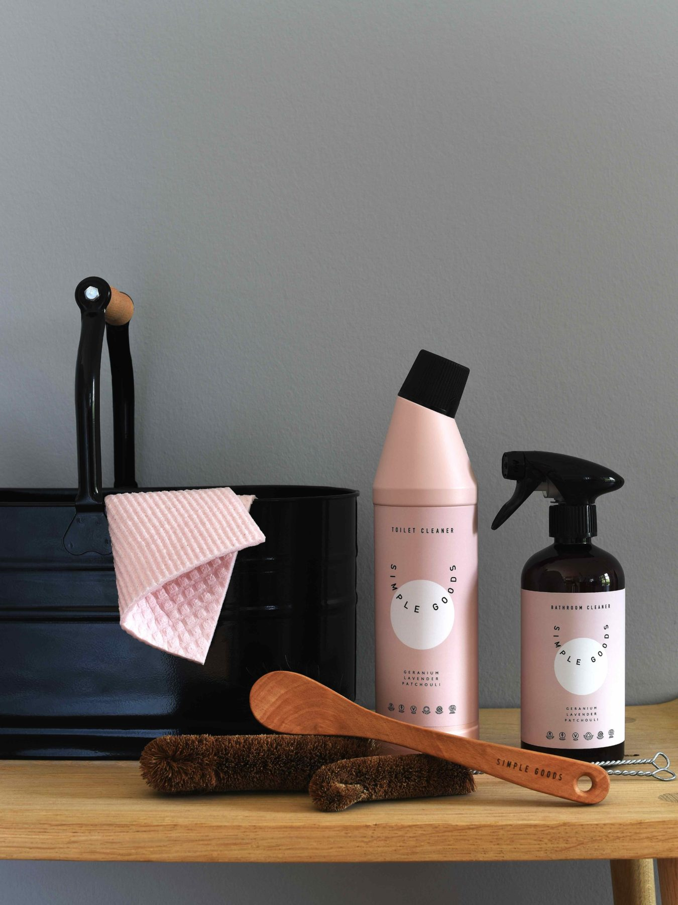 Simple Goods - Cleaning Caddy