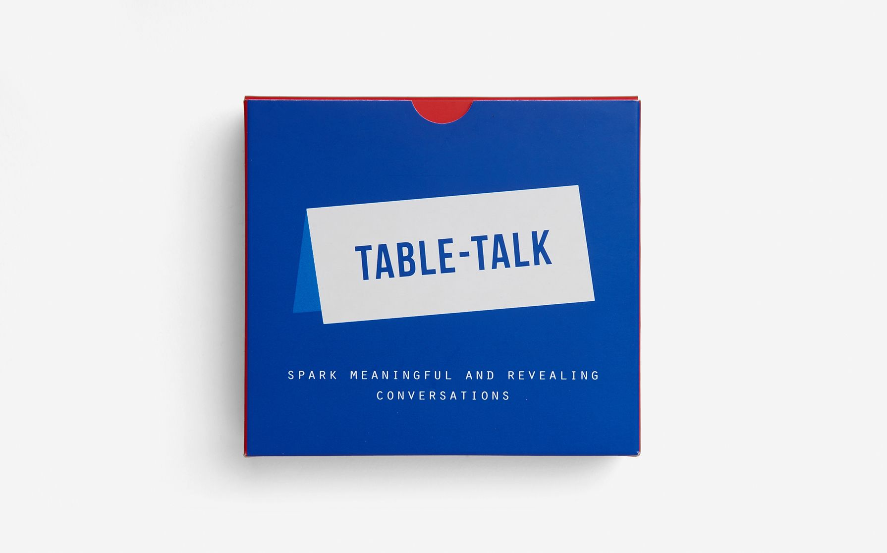 The School of Life - Table Talk Placecards
