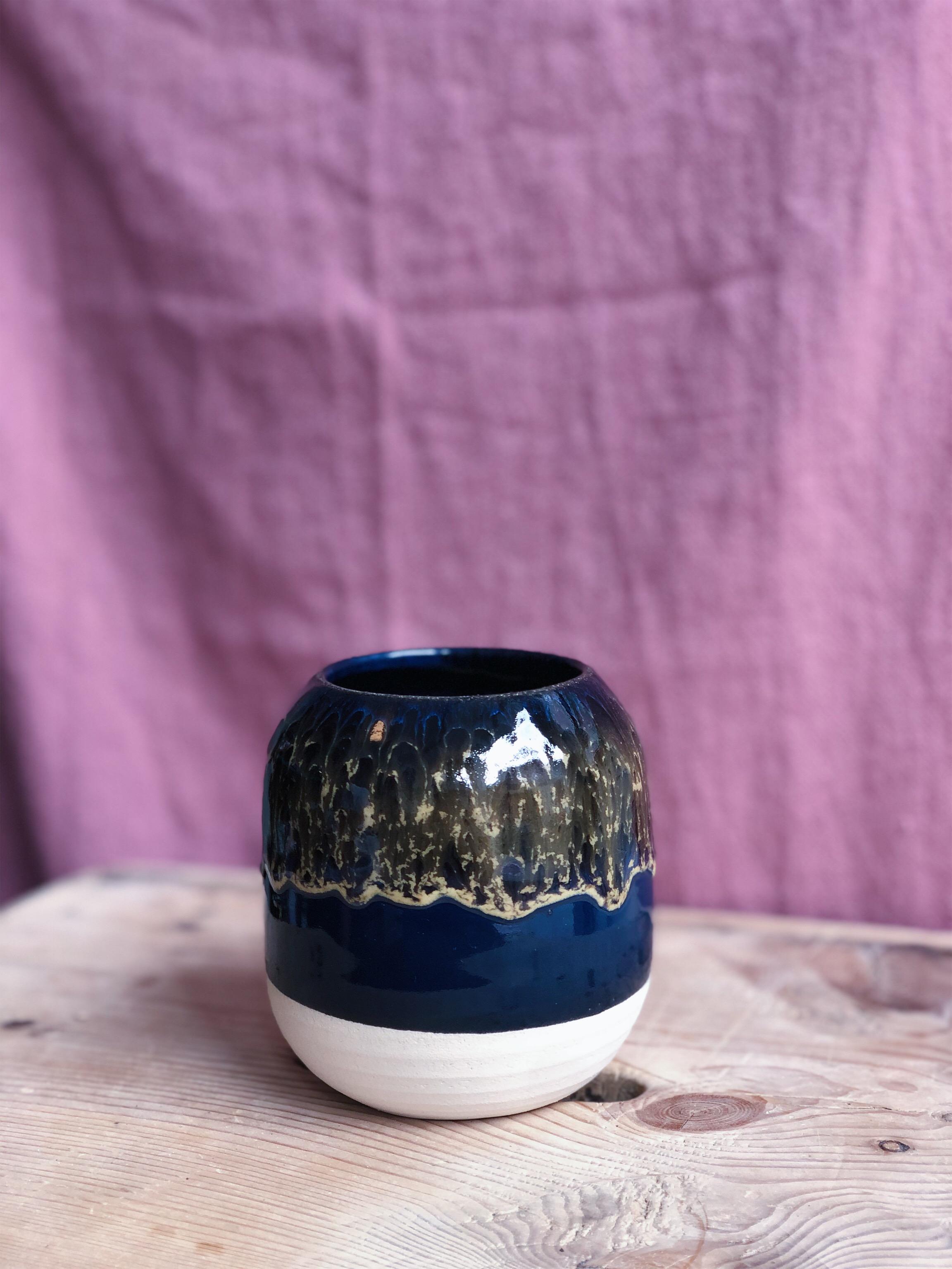 Studio Arhøj - Pen cup, Atlantic Tide