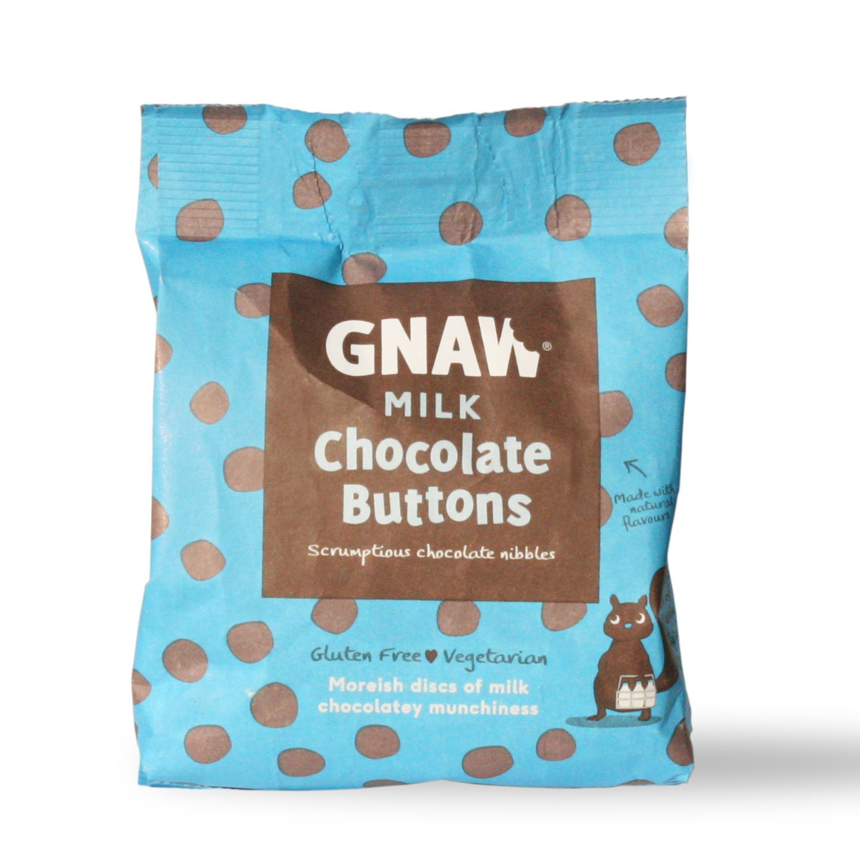 Gnaw - Milk Choc Buttons