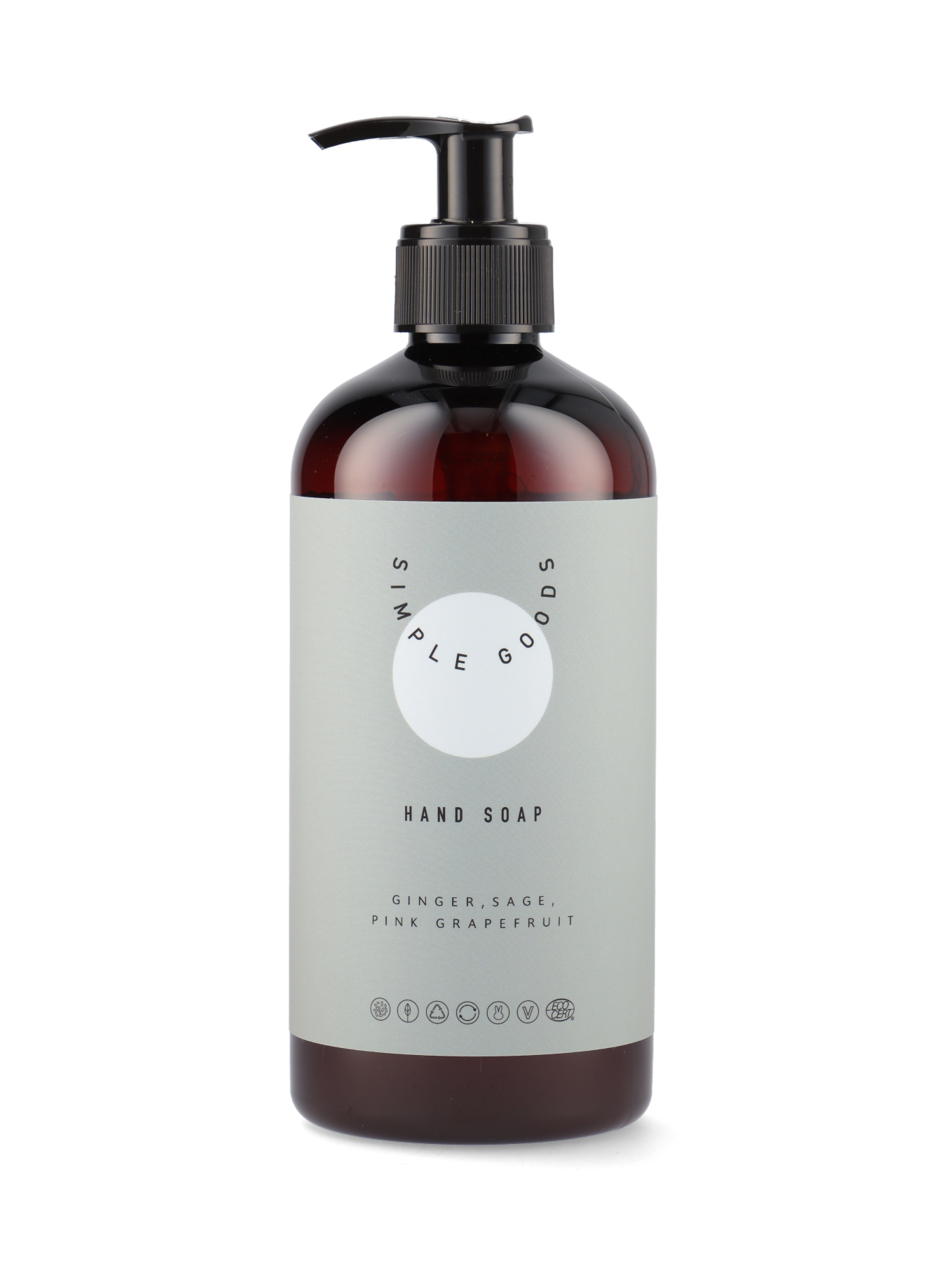 Simple Goods - Hand soap 450ml, Grapefruit