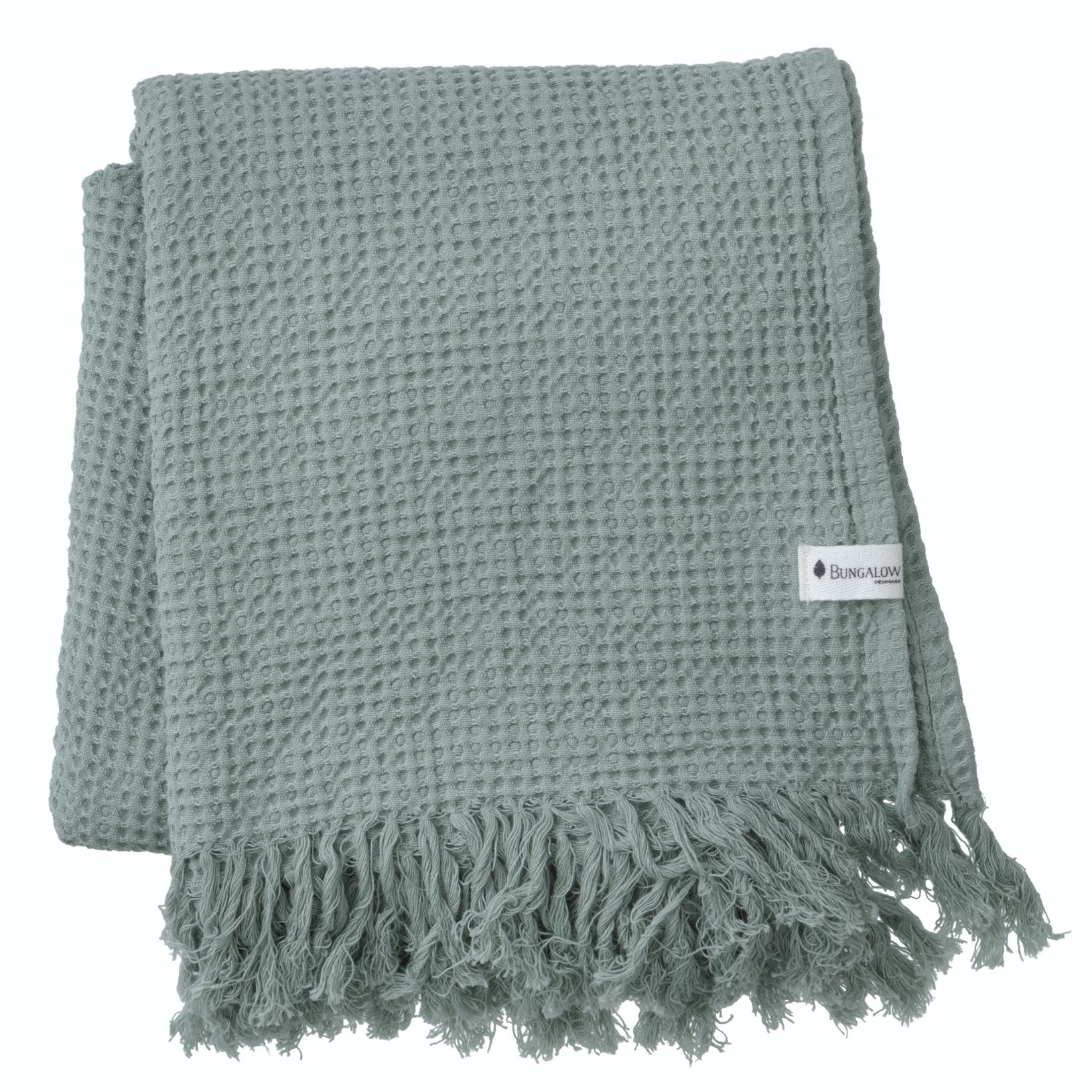 Waffly towel 120x70cm, Ivy