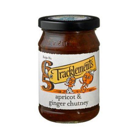 INOPA - Apricot & Ginger Chutney 320gr