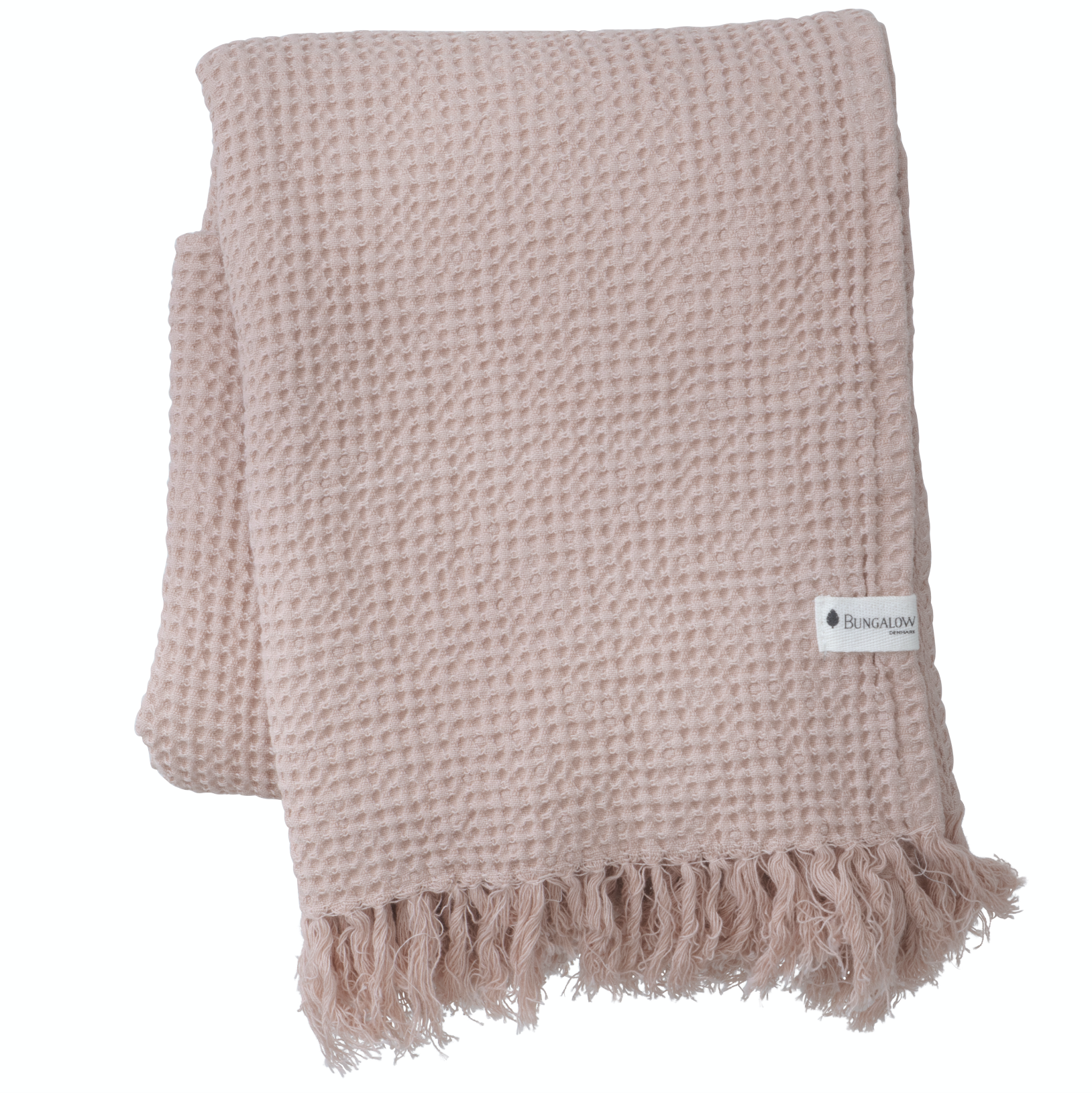 Waffly towel 120x70cm, Pink