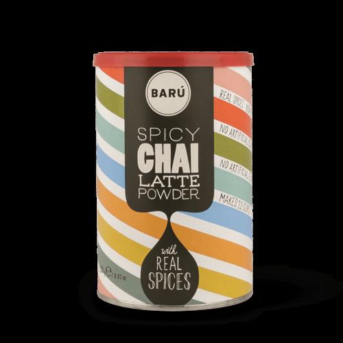 BARU - Spicy chai latte