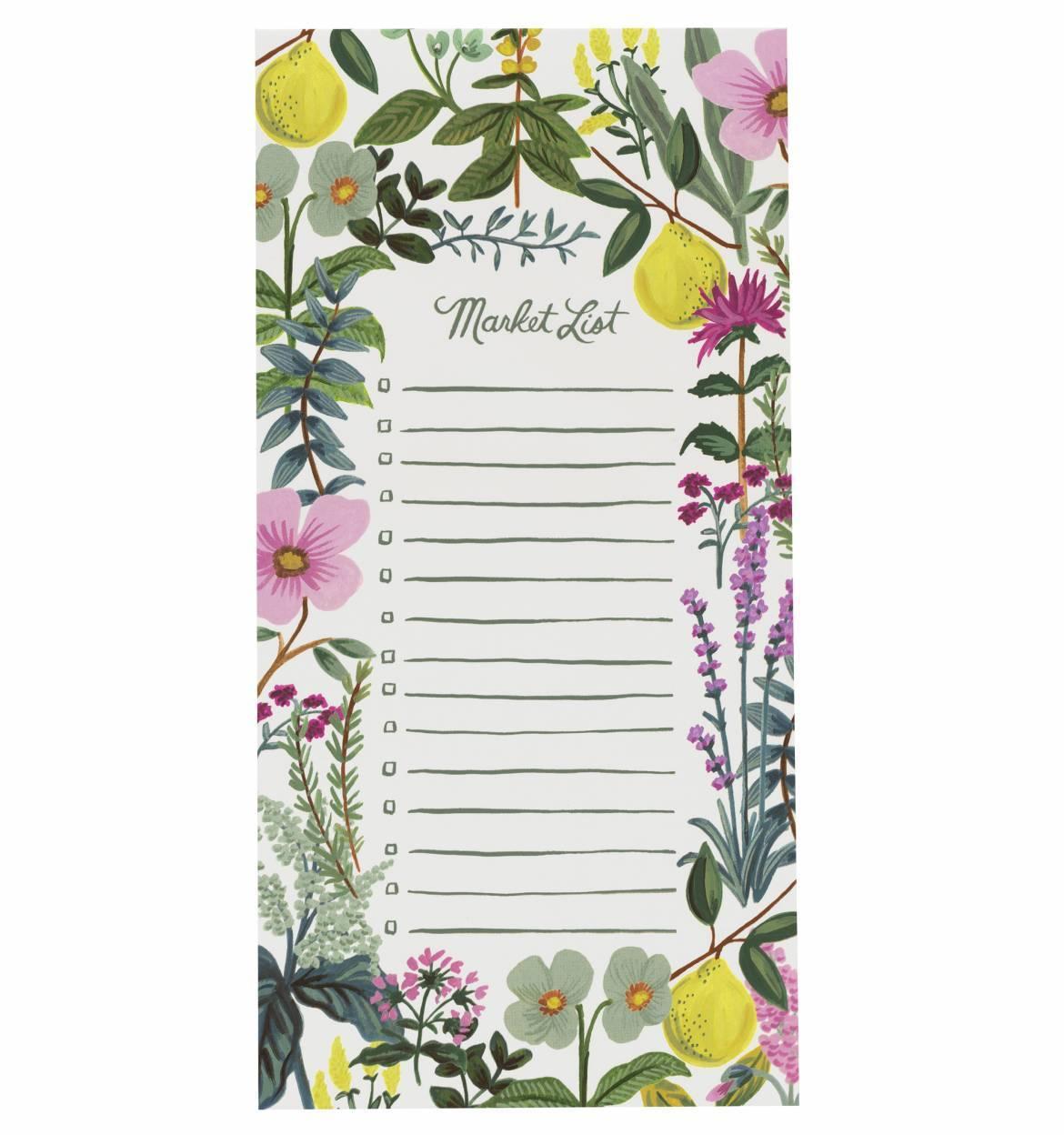 RIFLE - Handleliste, Herb Garden