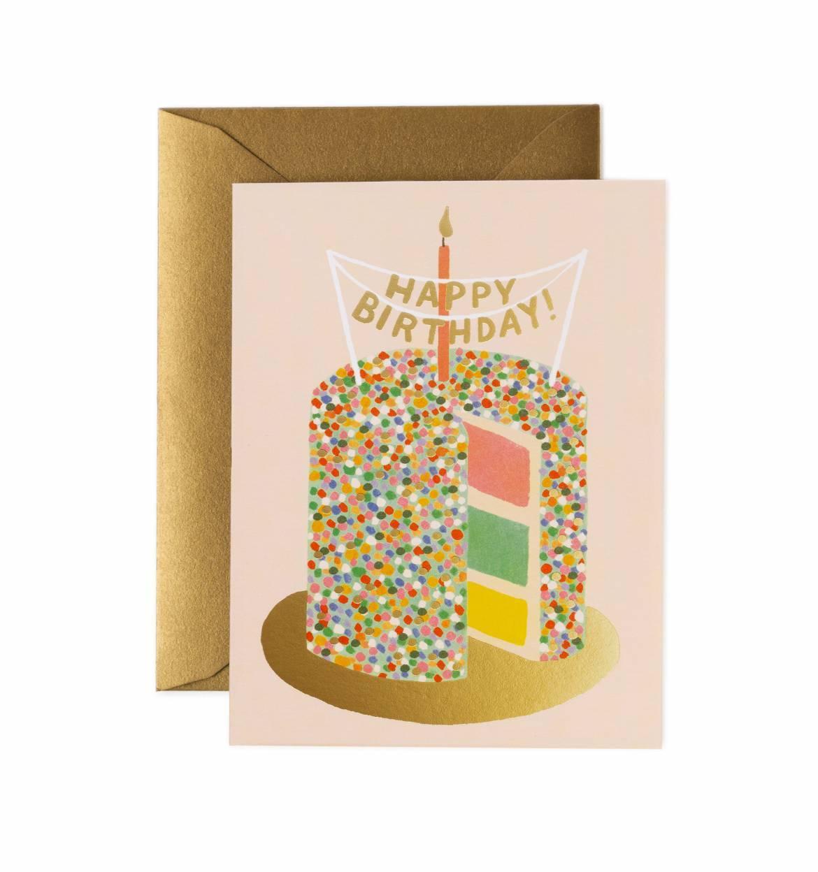 RIFLE - Kort, Layer cake