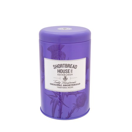 Shortbread Original Recipe 140g Tin