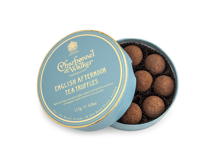 Charbonnel et Walker - English Afternoon Tea Truffles, 115 g.