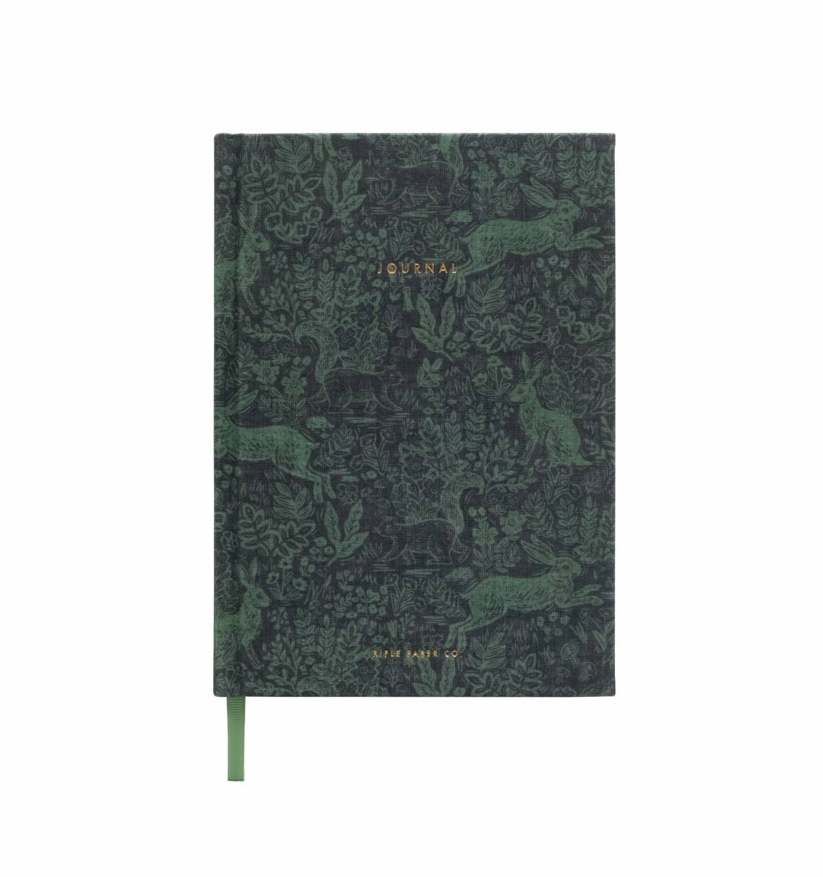 RIFLE - Fable fabric journal