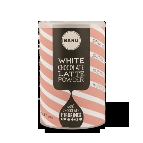 BARU - White chocolate latte