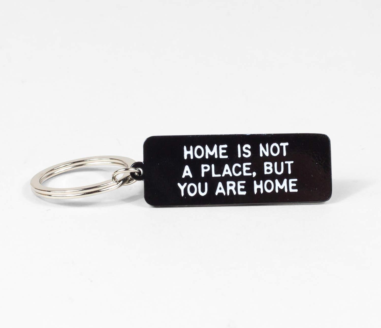 Adam J. Kurtz - Nøkkelring, Home is not a place
