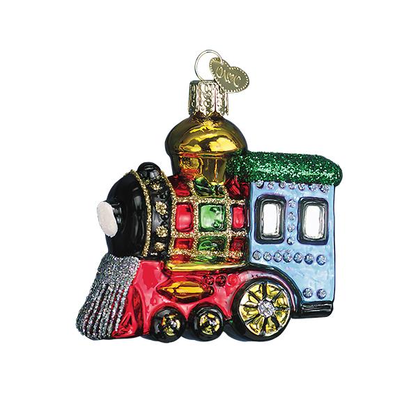 Julepynt - Locomotive