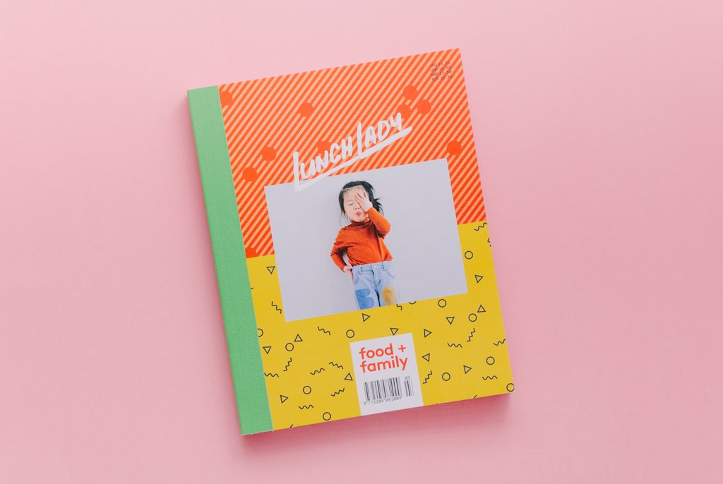 FREDAGSMAGASIN - LUNCH LADY, vol. 19