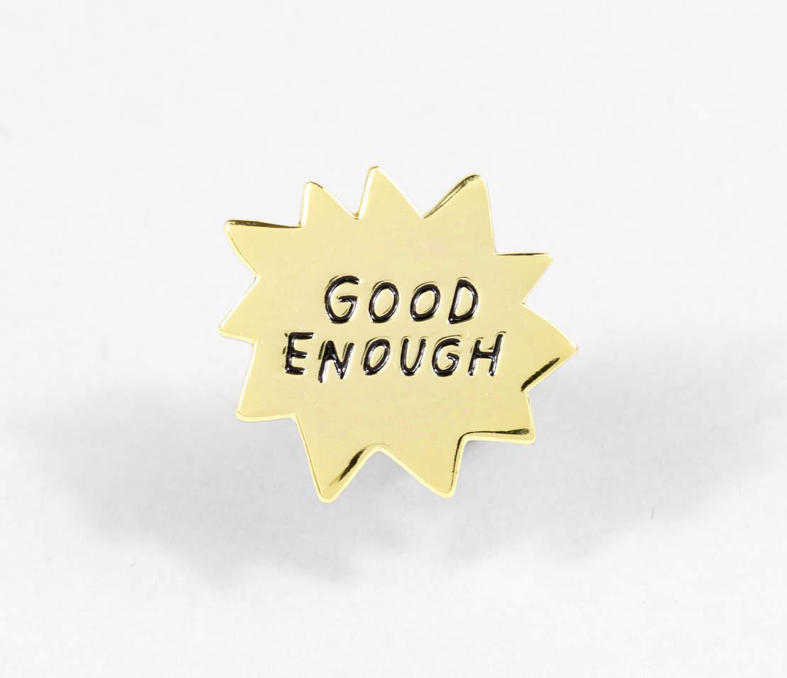 Adam J. Kurtz - Pin, Good Enough