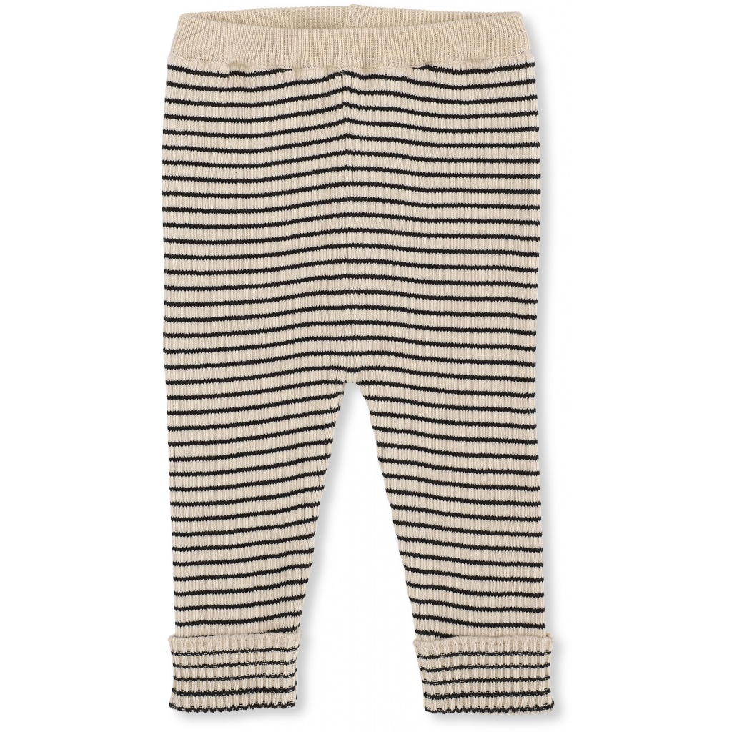 KONGES SLØJD - MEO KNIT PANTS COTTON