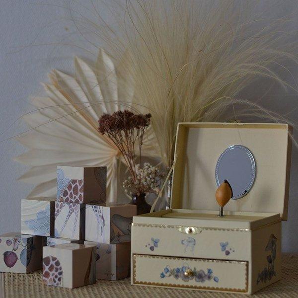 Konges Sløjd - TREASURE BOX, Peacock
