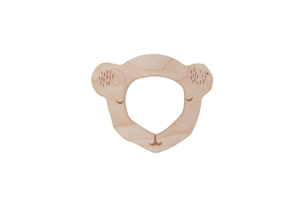 WOODEN STORY - Teether Koala Bear