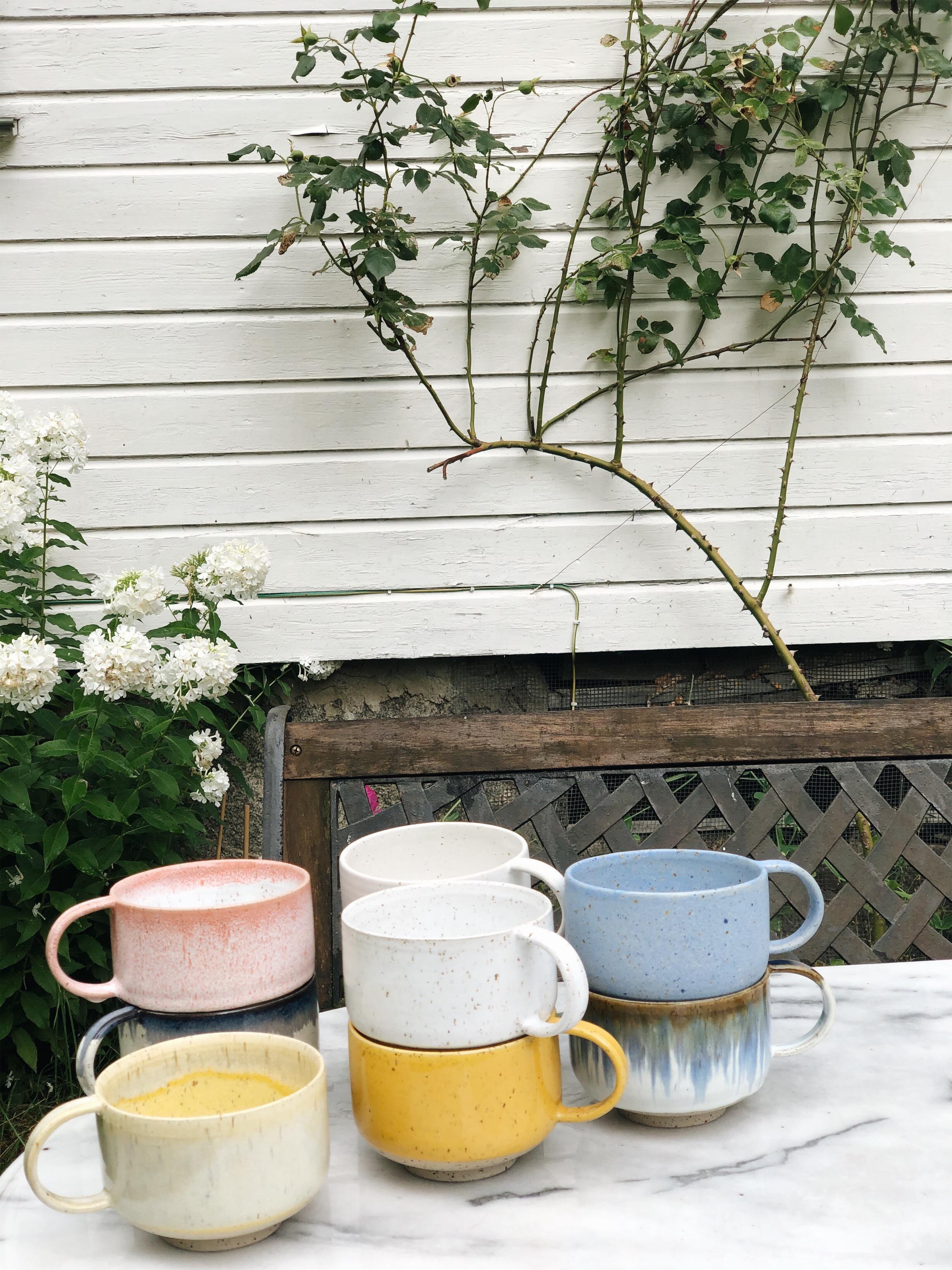 STUDIO ARHØJ - Mion Mug, Dandelion