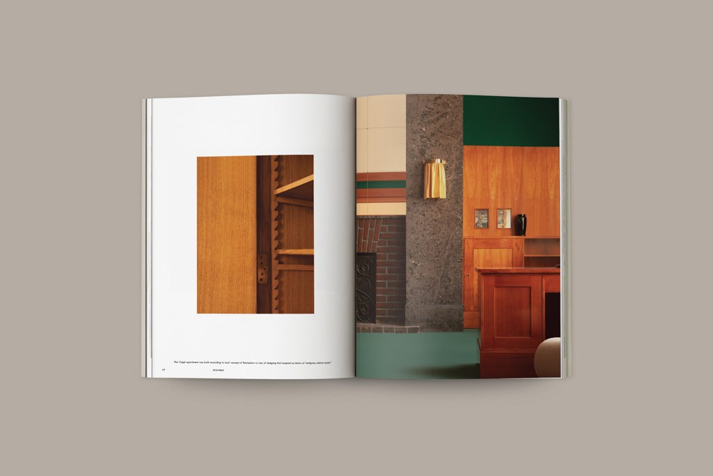FREDAGSMAGASIN - KINFOLK, vol. 36
