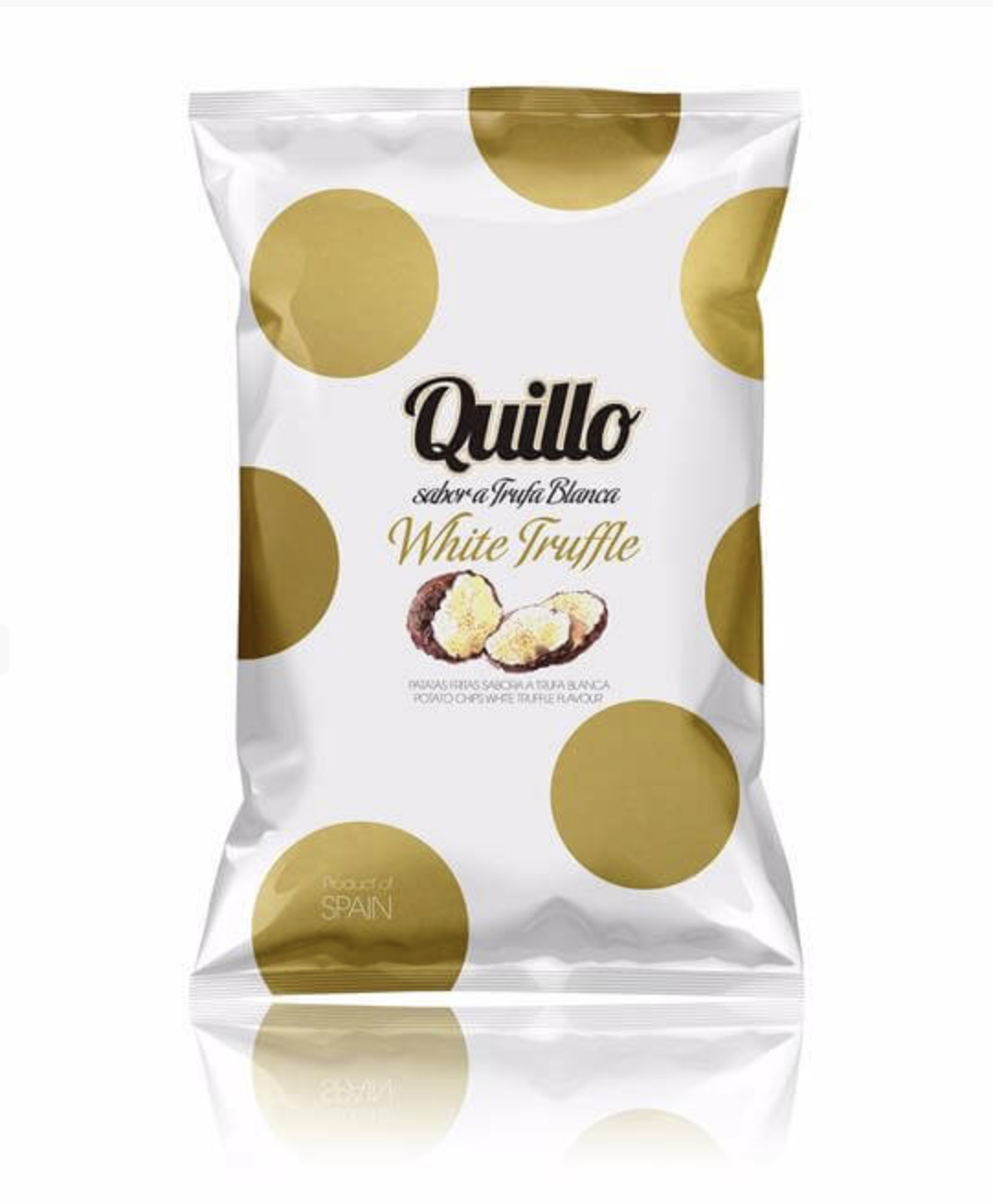 QUILLO - Trøffelchips stor