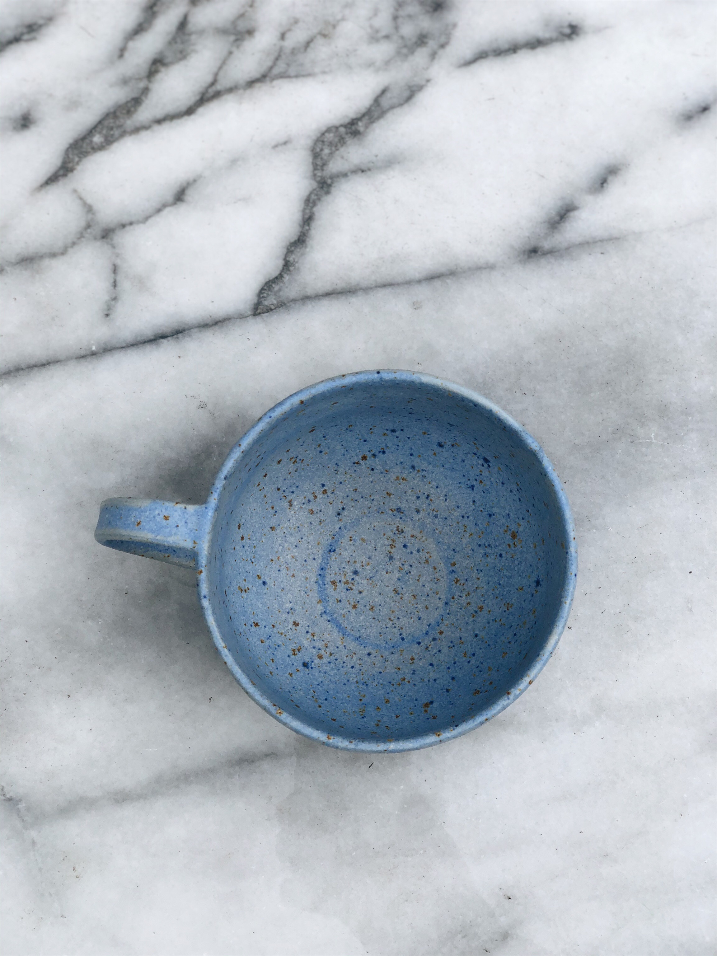 STUDIO ARHØJ - Mion Mug, Dusty Blue