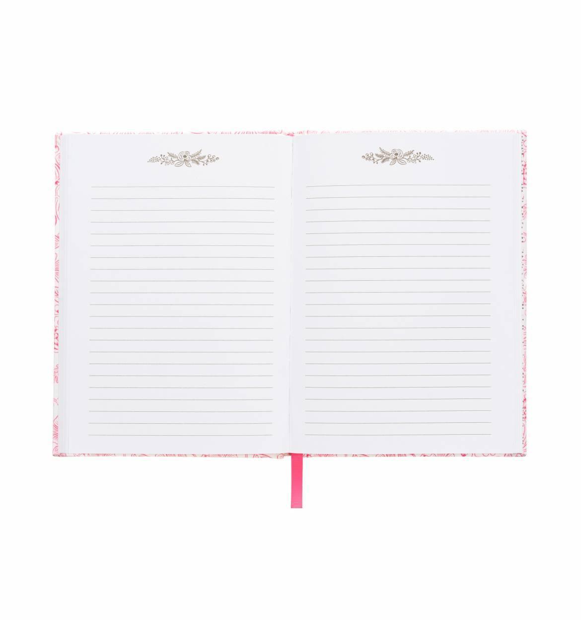 RIFLE - Moxie fabric journal