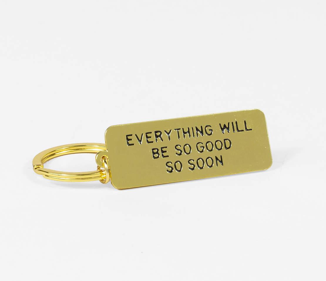 Adam J. Kurtz - Nøkkelring, Everything will be so good