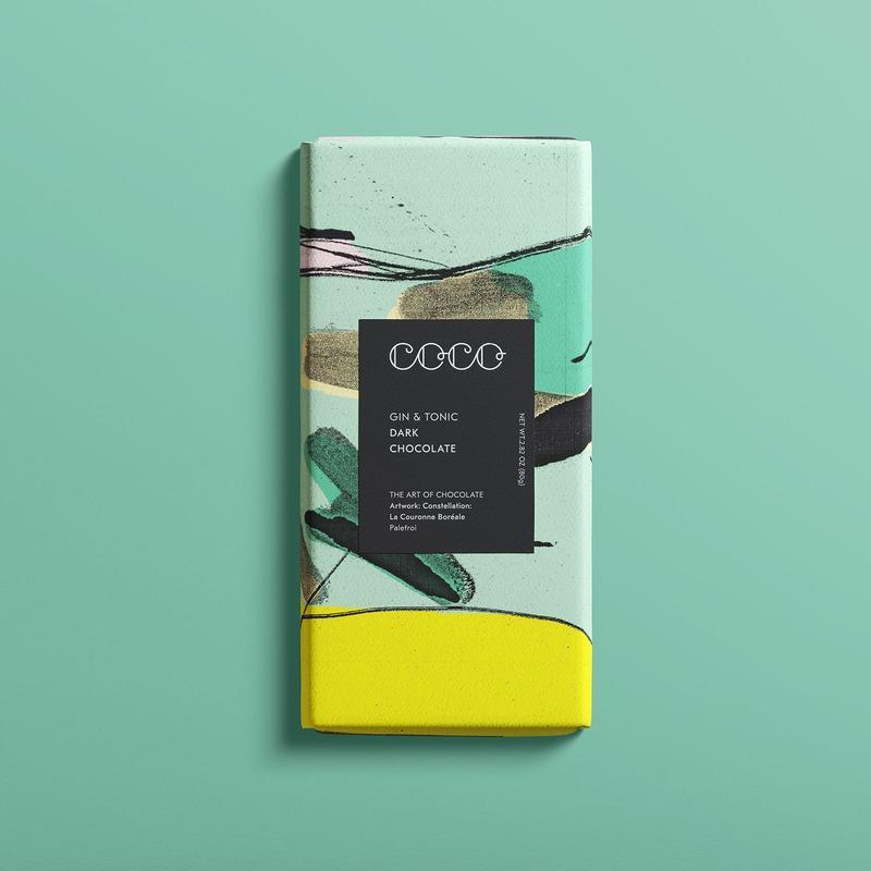 Coco - Gin & Tonic