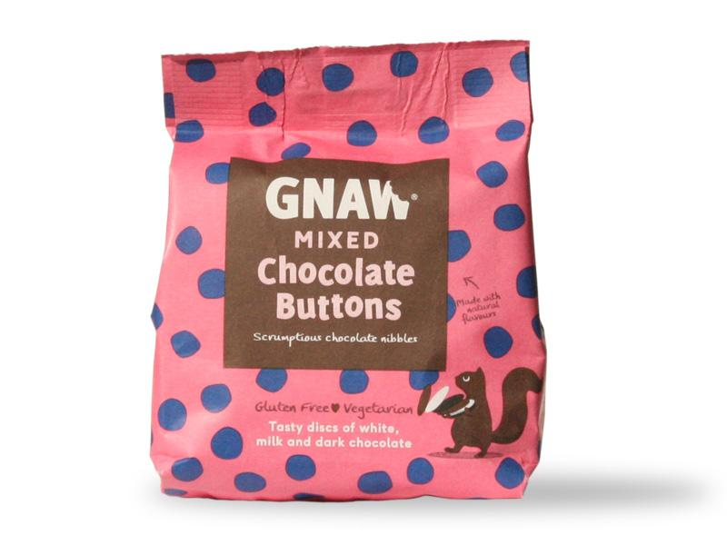 GNAW - Mixed Choc Buttons