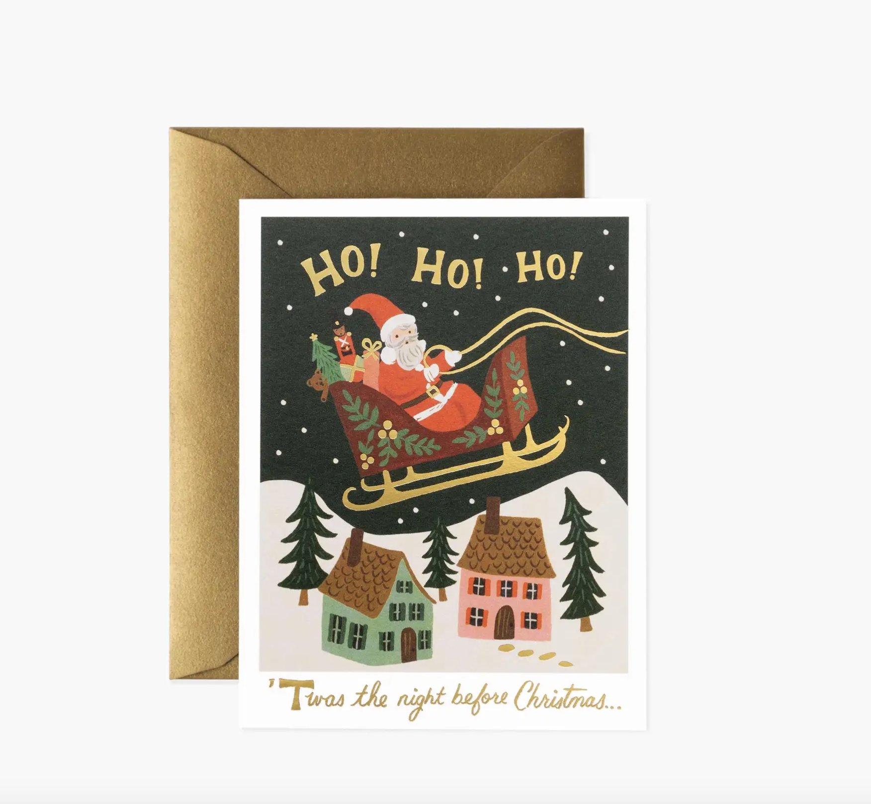JULEKORT - Christmas Delivery Card