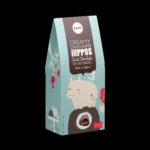 BARU - Dreamy hippos salted caramel