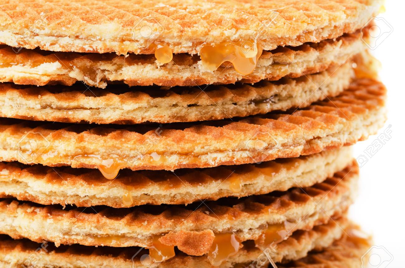 Waffle Factory - 12 stk honningvafler
